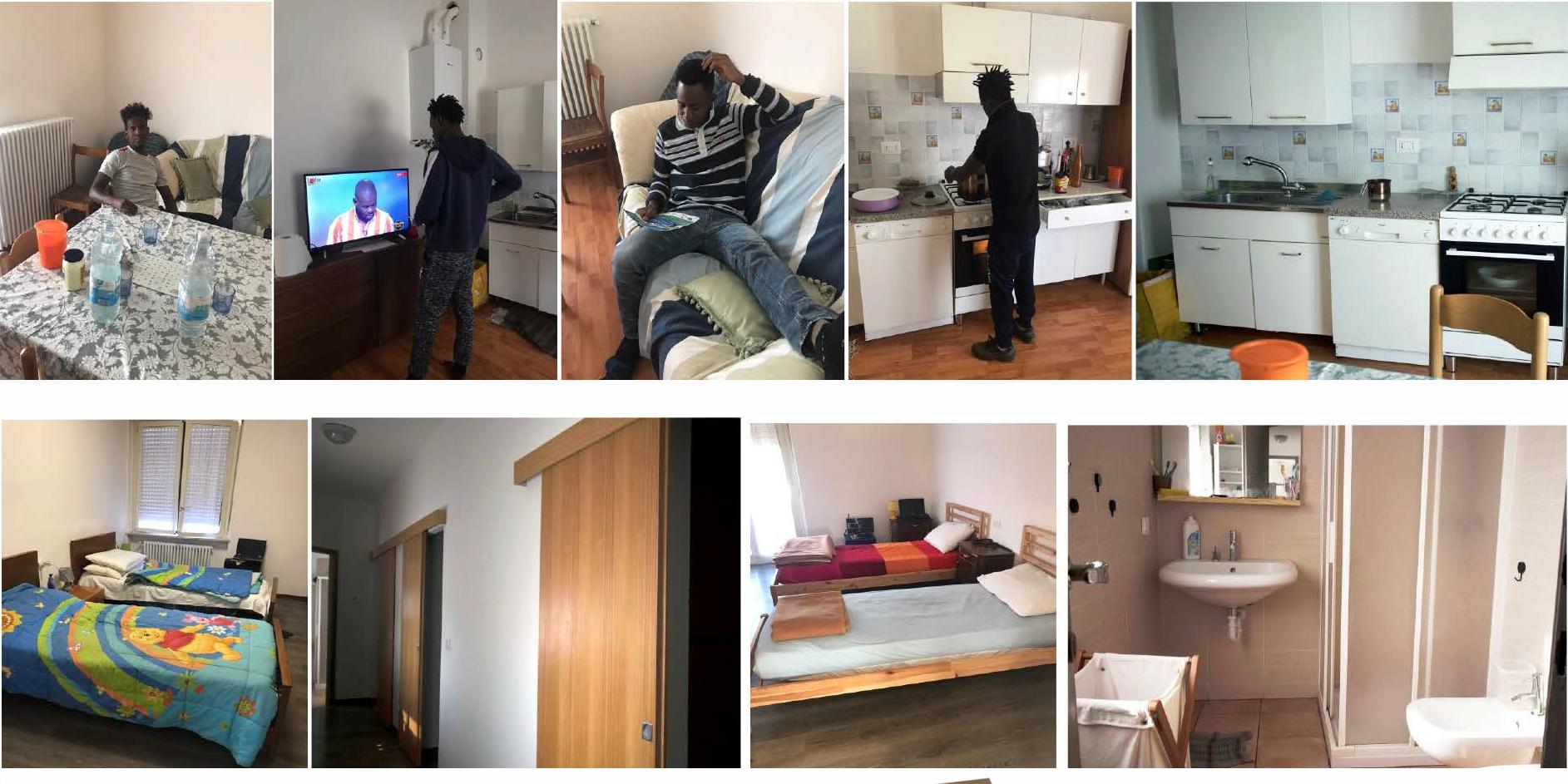 appartamento solidale